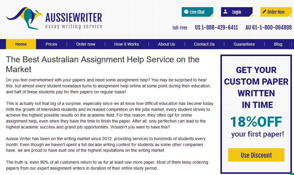 Best Essay Writing Services In Au  Reviews Of  Aussiewriter Narrative Essay Examples High School also Essay Proposal Outline  Sample Essays For High School Students