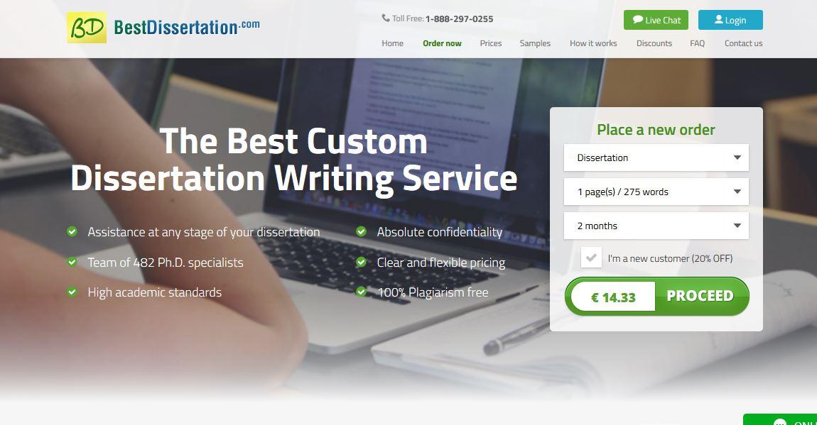 Best dissertation writing companies