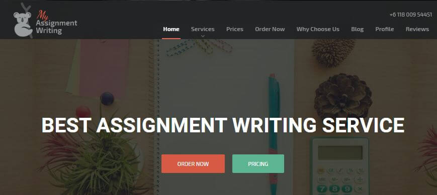 MyAssignmentWriting